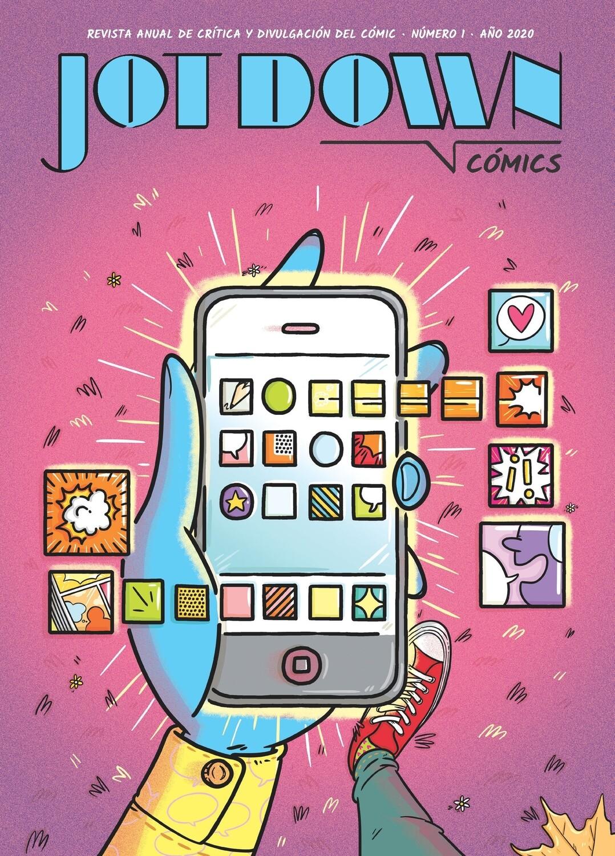 Jot Down Cómics #5 (Libro + ebook)