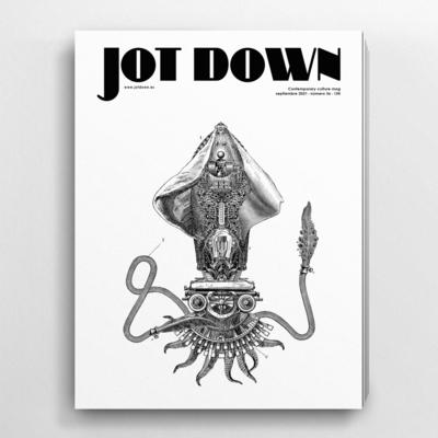 Jot Down nº 36 «Mar»