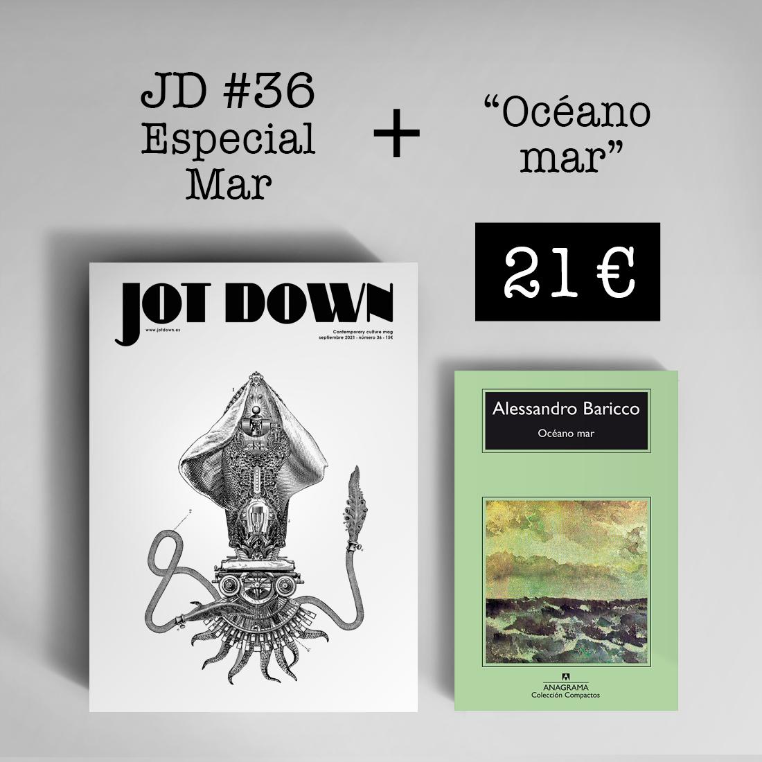 Jot Down nº 36 «Mar» + Océano mar