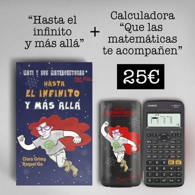 Calculadora CASIO fx-82SPXII + Hasta el infinito y más allá