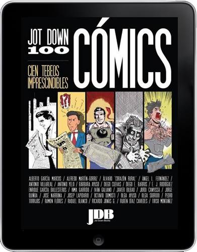 Jot Down 100: Cómics (Versión PDF)