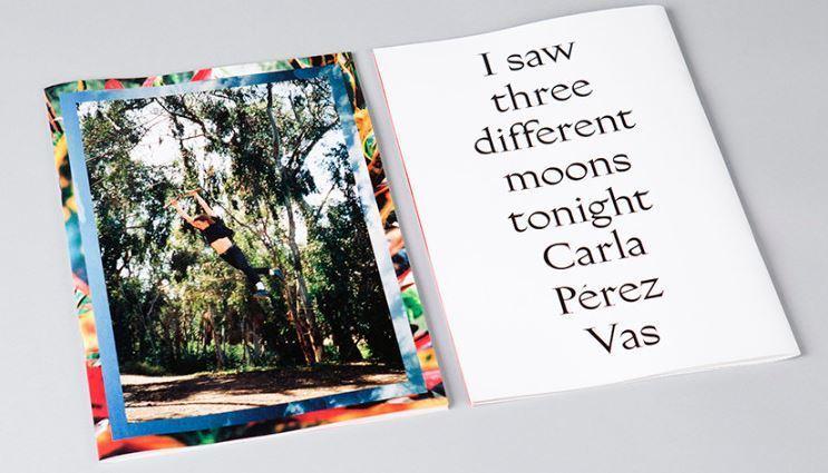 Cuadernos Terranova #2: I Saw Three Different Moons Tonight