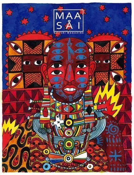 Maasåi Magazine #1