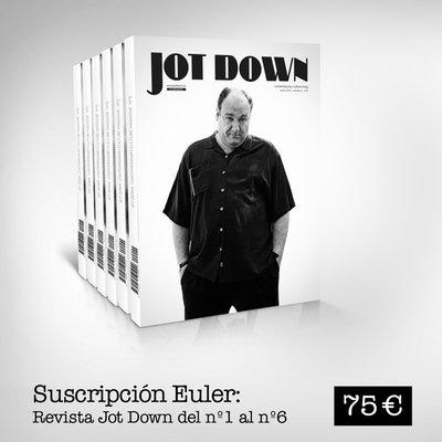 Suscripción EULER a Jot Down