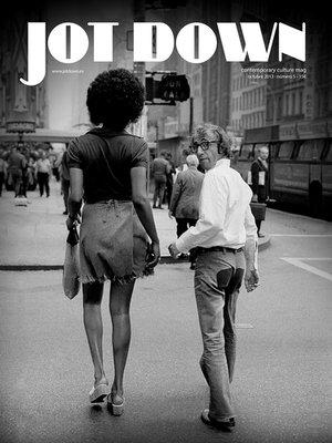 Jot Down Magazine Nº 5  3ª Edición