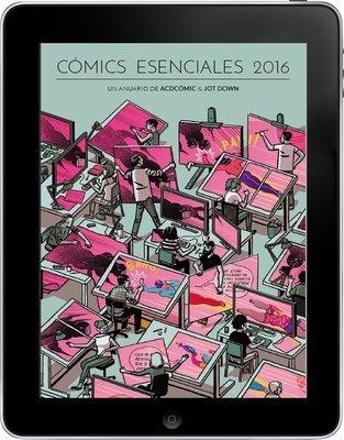 Cómics Esenciales 2016 (PDF)