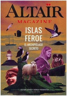 Altaïr Magazine #5 Islas Feroe. El archipiélago secreto