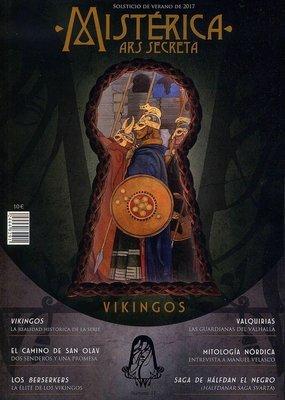 Mistérica Ars Secreta 11 - Vikingos