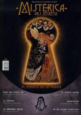 Mistérica Ars Secreta 12 - El imperio de la muerte