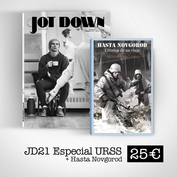 Jot Down nº21 URSS + Hasta Novgorod. Crónica de un viaje