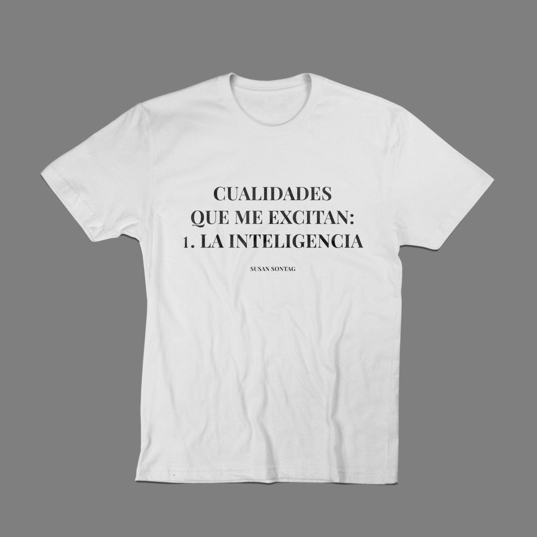 Camiseta Sontag