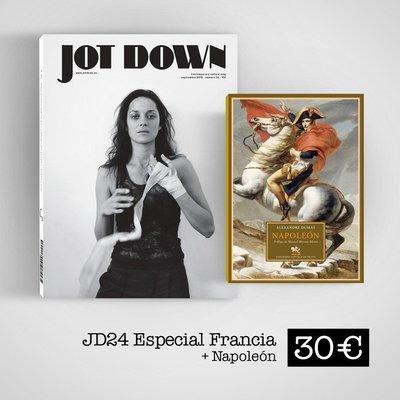 Jot Down nº24 Francia + Napoleón