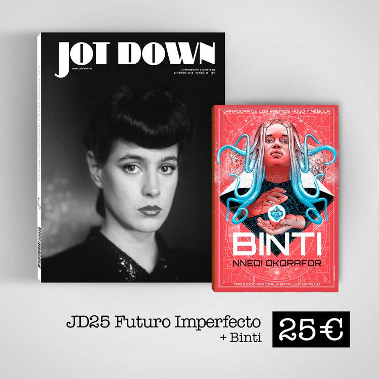 Jot Down nº25 Futuro imperfecto + Binti