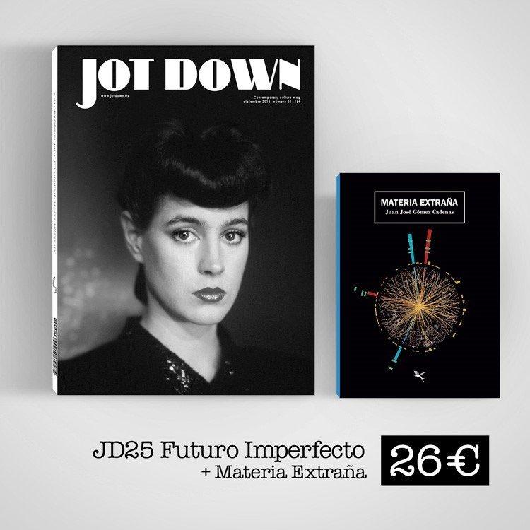 Jot Down nº25 Futuro imperfecto + Materia Extraña
