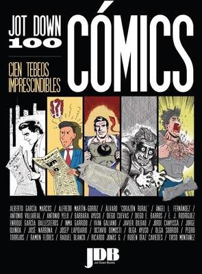 Jot Down 100: Cómics (Libro + ebook)