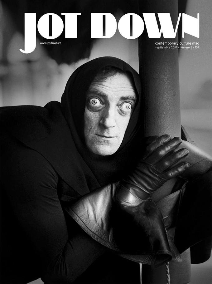 Jot Down Magazine Nº 8 FUNDIDO A NEGRO