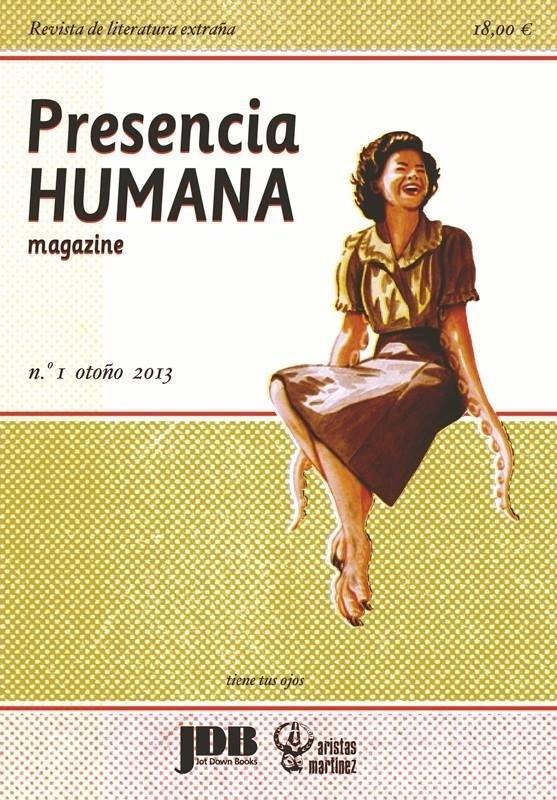 Presencia Humana nº1