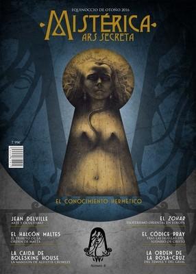 Mistérica Ars Secreta 8 - El conocimiento hermético