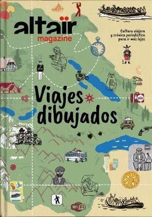 Altaïr Magazine #9 Viajes dibujados