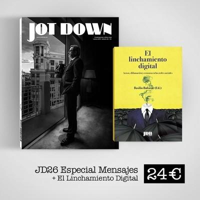 Jot Down nº26 Mensajes + El linchamiento digital
