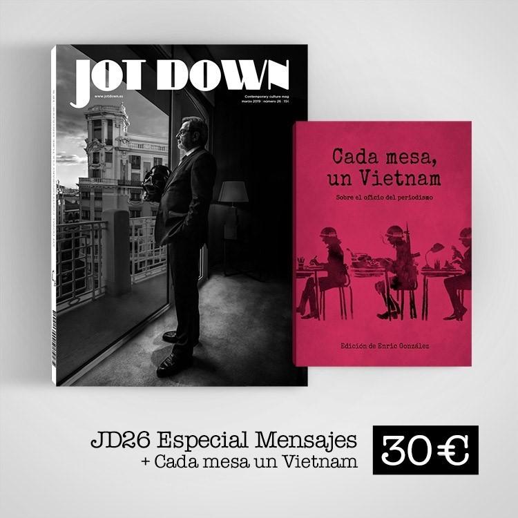 Jot Down nº26 Mensajes + Cada mesa un Vietnam
