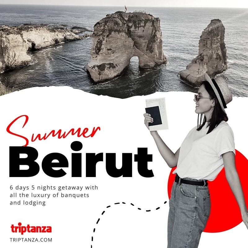Beirut Summer Trip