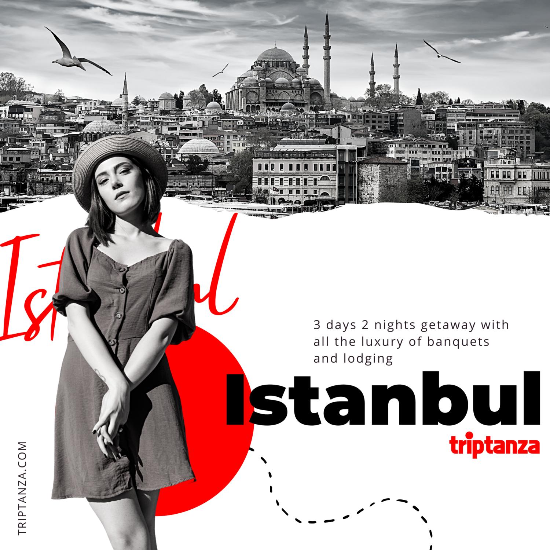 Istanbul Summer Trip