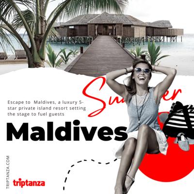 Maldives Summer Trip