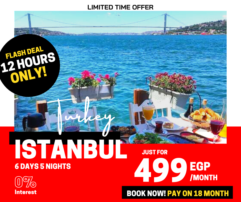 Istanbul September Group Trips