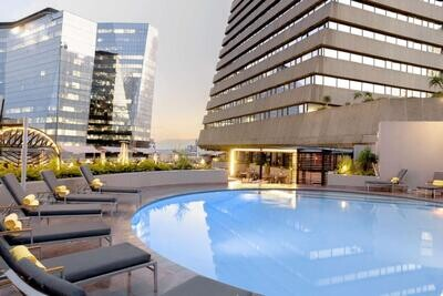 South Africa new year   Sandton Sun Hotel ★★★★★  Flights included