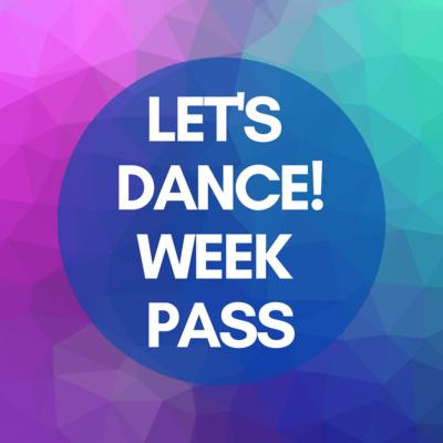 Let's Dance! - 1 Week Pass