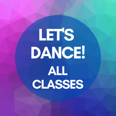 Let's Dance! - All Class Pass (July 6-29)