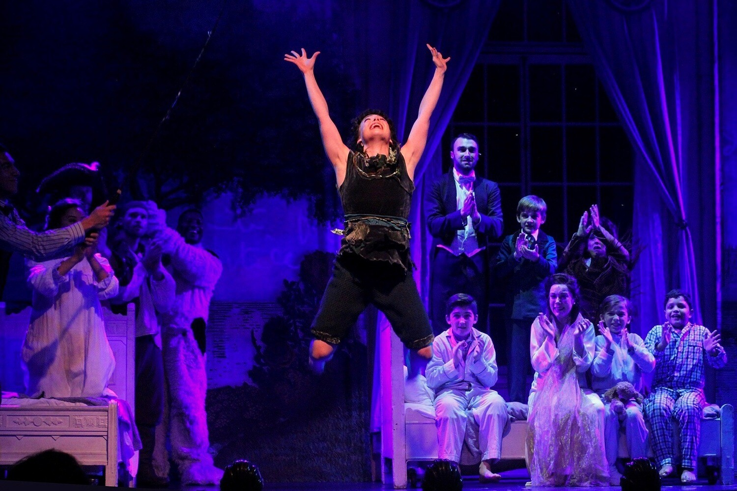Finding Neverland Masterclass with Maddie Parrish (9/11 @ 6PM)