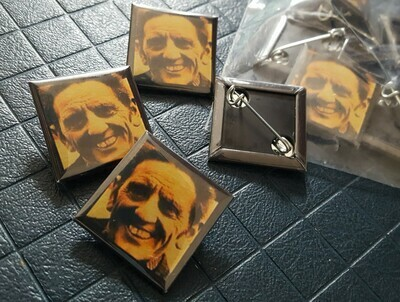 New! Jimmy pin badges