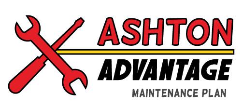 Ashton Advantage Maintenance Plan