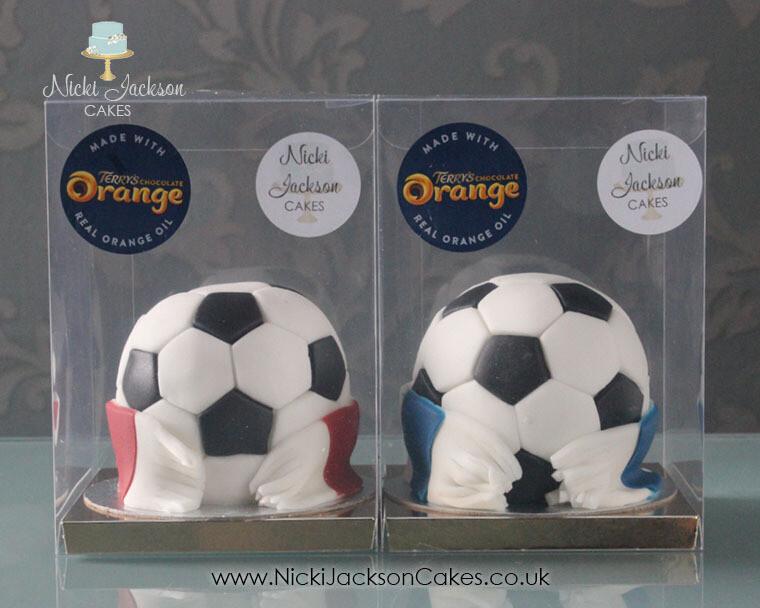 Terry's Chocolate Orange Footballs
