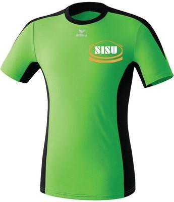 SISU Loopshirt KM Groen