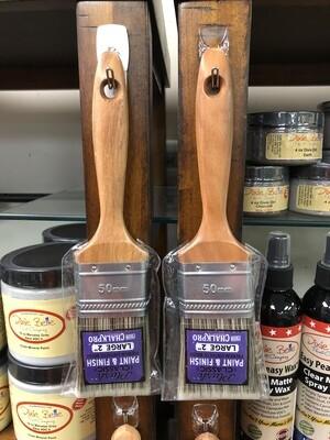 "2"" Flat Chalk Paint Brush"