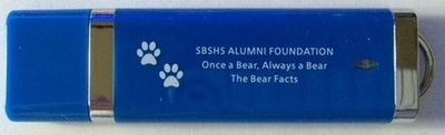 1949-1985 Bear Facts Newsletters - Thumbdrive or DVD - For Members Only