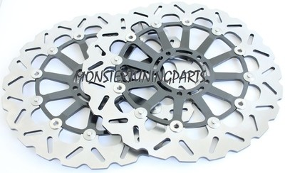 DISCHI ANTERIORI FRENO DUCATI 1098-1198-MONSTER - FRONT BRAKE DISC