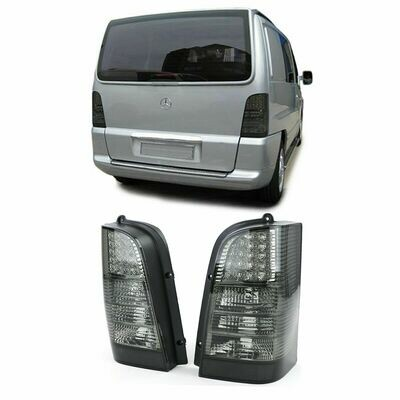 Rear SMOKE LED lights for Mercedes VITO 638 96-03