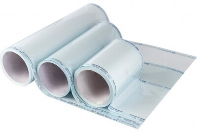 Tubular autosselante 100mm x 100m