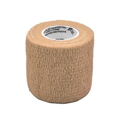Bandagem Elástica adesiva cor Skin 5 cm x 4,5 m