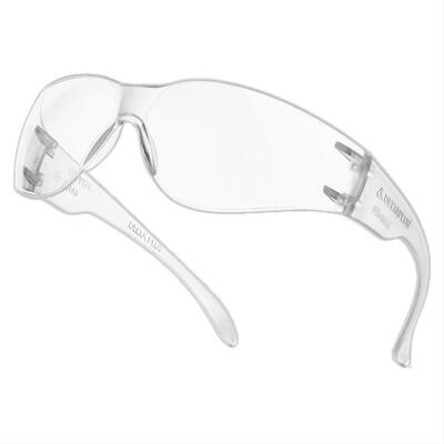 Óculos de Proteção Delta  Plus Summer Clear Lente Incolor Antirrisco
