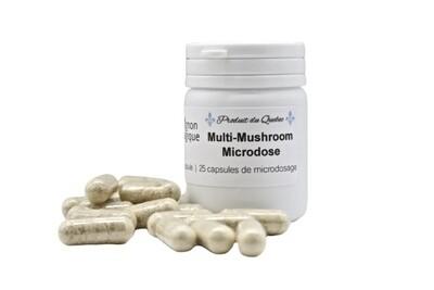 Mixte champignons microdoses