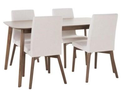 Studio 5-Piece Oneida Dining Set