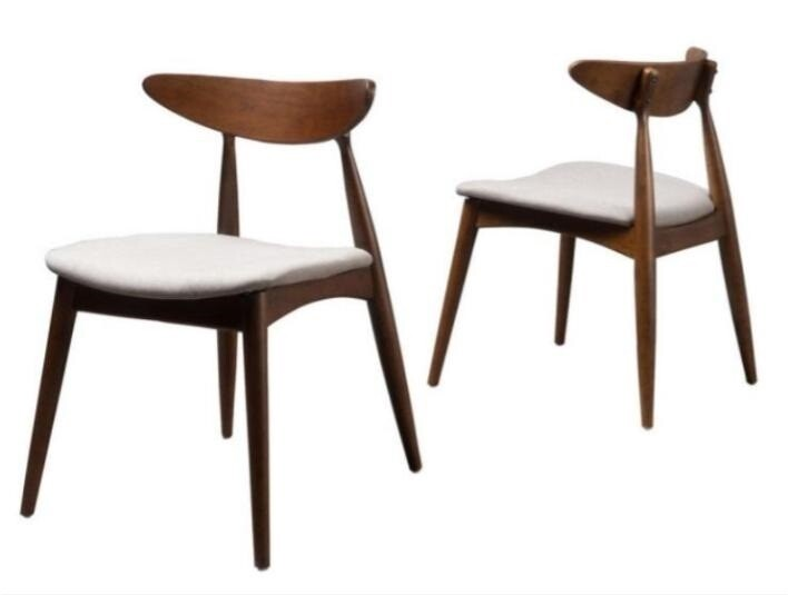 Studio Issaic Design Wood Dining Chairs