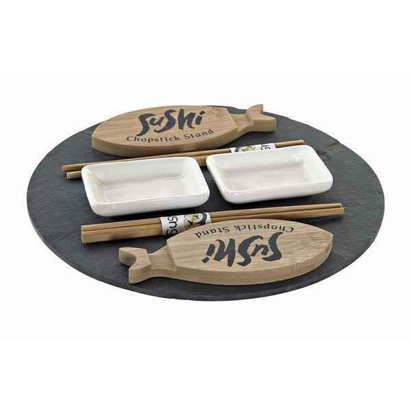 Set de sushi MGE Bambou (Ø 25 cm) (Refurbished B)