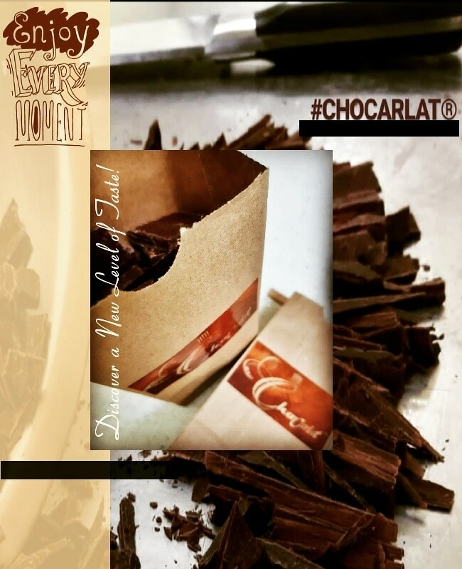 CHOCARLAT Couverture -  Premium 🇹🇹 75% Dark Chocolate