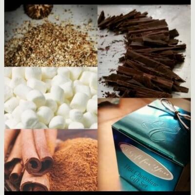 CHOCARLAT Gift Set >>Hot Chocolate<<